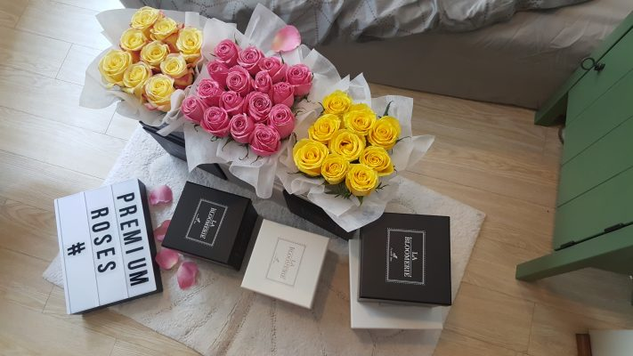 Petite Flowers Box